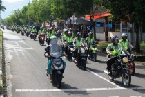 Satlantas Polres Agam Gelar Safety Riding