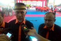 INKADO Sumbar Gelar Padang International Karate Championship 2017